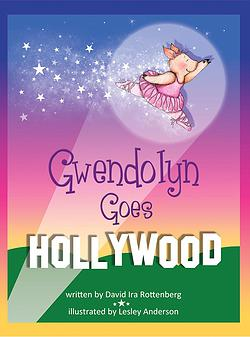 Gwendolyn Goes Hollywood book